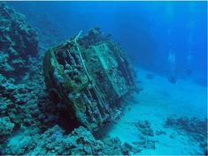 10 Most Incredible Sunken Ships on Earth