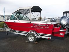 2018 Alumaweld Blackhawk 180 27198   Traveland RV & Marine