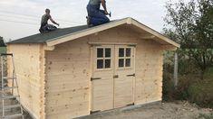 boronafalas kerti faház Shed, Outdoor Structures, Sheds, Tool Storage, Barn