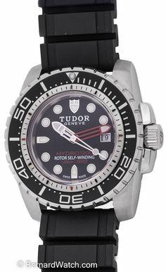 Tudor - Hydro 1200 : 25000 : Bernard Watch