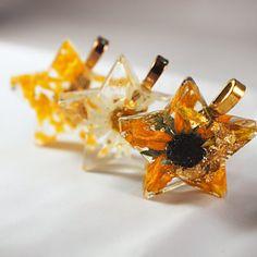 Handmade eco Resin Jewelry OliaJewellery by LovelyOxford on Etsy