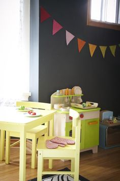 adorable little kids room!