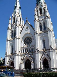 St. John's Cathedral, do not miss this!