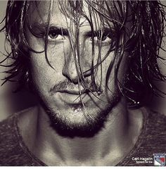 Oh my God that's Carl Hagelin?!?!<--- Yes. Yes it is. MY MAN BACK OFF