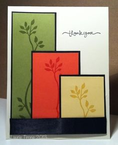 FS346...Simple Silhouettes by HamiltonGal - Cards and Paper Crafts at Splitcoaststampers