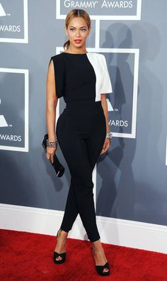 Beyonce Red Carpet Stage Street Looks