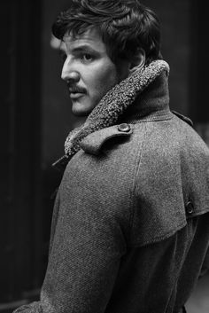 Pedro is my Hannibal...it took me awhile to figure out but he's perfect. I wanted someone with a dark, mysterious, Mediterranean look.