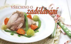 Zadělávaní recept zadělávané kuře