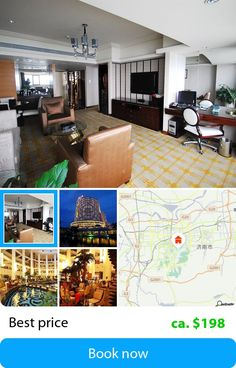 Shandong (Jinan, China) – Book this hotel at the cheapest price on sefibo.