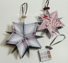 really cute idea for christmas ornaments and if you use one of mom's old buttom as the closure you have a really special ornament.