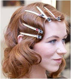 how to do a finger wave