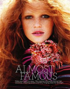 Almost Famous Marie Claire
