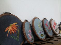 #embroidery #야생화자수 #프랑스자수