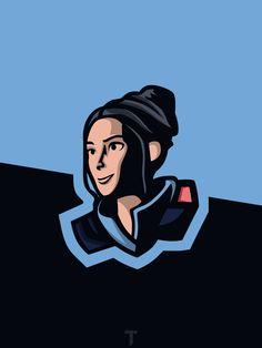 Fortnite Mascot Logos