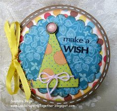 Luv Scrapping Together: Birthday Bash