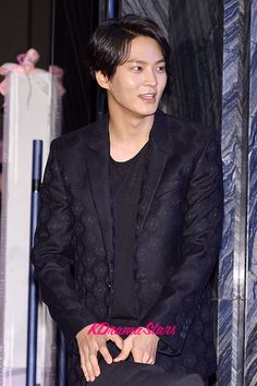 Joo Won at a Press Conference of Upcoming Drama 'Tomorrow Cantabile' - Oct 8, 2014 [PHOTOS] : Photos : SITE_NAME