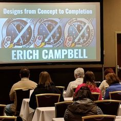 Already miss my classes! Thank you again to @decoratedapparelexpo and the good people of @deconetwork that allow me to keep being me and teaching #machineembroidery - always love that Q&A! #Embroidery #digitizing