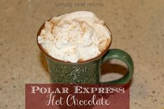 Creamiest, most delicious homemade Hot Chocolate in a crockpot!