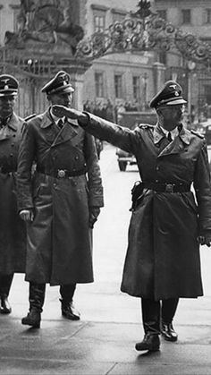 Heydrich and Himmler