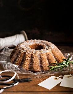 Rosmariini-piimäkakku | K-Ruoka Sweet Pastries, Christmas Recipes, Bread, Baking, Food, Sweets, Brot, Bakken, Essen