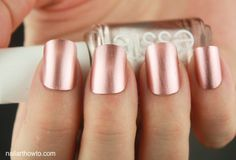 Essie Rose Gold - Coordinate with your Rose Gold jewels!
