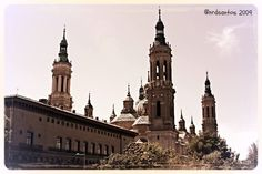 Catedral-Basílica de Nuestra Señora del Pilar, Zaragoza (2009)
