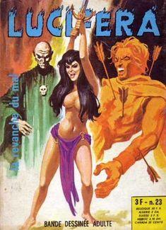 Lucifera, la maîtresse du démon -23- La revanche du mal