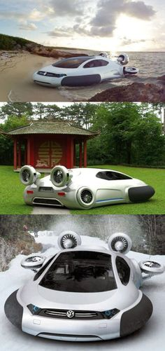 Volkswagen Aqua - That it. My water skiing is out! This is definitely in ! #future