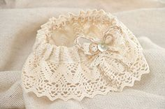 "This bridal garter is sewn of lace. It is decorated with rep ribbon, button and bow. If your wedding is decorated in retro style, this handmade garter is meant for you. It will be a highlight of your look.The item can be made in different colors and sizes to your order.Length: 6.30"", width:... see more details at https://bestselleroutlets.com/arts-crafts-sewing/party-decoration-supplies/product-review-for-beautiful-vintage-handmade-wedding-bridal-garter-with-ivory-colore"