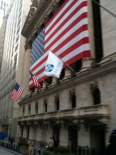 New York: The New York Stock Exchange on Wall Street Link And Learn, Only In America, New York Post, Wall Street, Nu Skin, Opportunity, Skin Care, Business, Travel