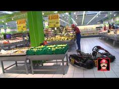 Mario Kart is back (Rémi GAILLARD) - SO amazing XD