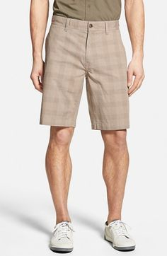 The North Face Men's 'Alderson' Plaid Shorts