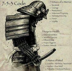 7-5-3 Samurai Code.