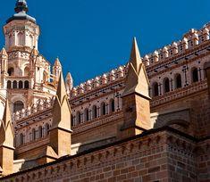 Tarazona, Zaragoza. Catedral de Santa María de la Huerta