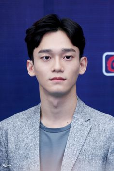 Image shared by Bunny 🐰. Find images and videos about exo, handsome and Chen on We Heart It - the app to get lost in what you love. Chanyeol, Exo Chen, Kyungsoo, Kris Wu, Exo Korea, Kim Jongdae, Xiu Min, Exo Members, Being In The World