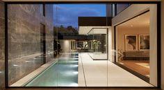 Sunset Strip - contemporary - Pool - Los Angeles - McClean Design