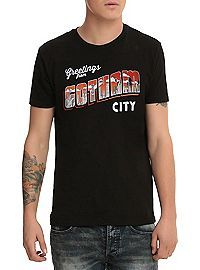 HOTTOPIC.COM - DC Comics Batman Greetings From Gotham City T-Shirt