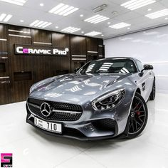 AMG GT-S  Follow @CeramicPro_Official  Follow @CeramicPro_Official  # High Perfomance protectvie coatings.  Approved Applicators Worldwide.  #CERAMICPRO#CeramicCoating #GlassCoating  Photo by @CeramicProDubai by exotic_performance