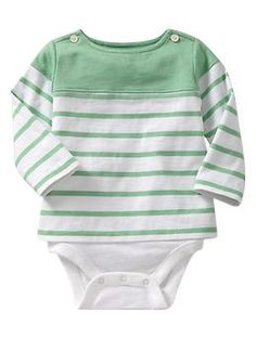 why does the Gap have the CUTEST baby clothes! I never even buy myself a shirt for $19.95!