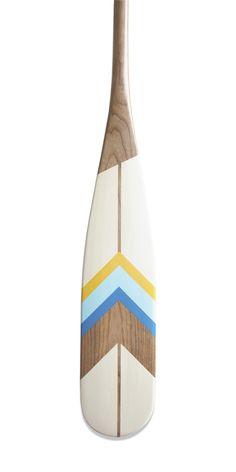 Norquay camping vibes – artisan canoe paddles – PURE