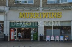 Morrisons Wimbledon Supermarket Pays Tribute to Andy Murray, by Amer Ghazzal. http://www.demotix.com/news/2239526/morrisons-wimbledon-supermarket-pays-tribute-andy-murray#media-2239490
