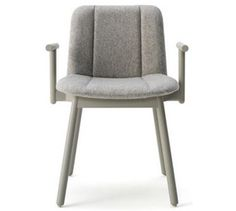 Contemporary Restaurant Chairs sola conference chair with four leg base with castors | contract