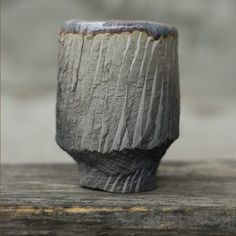 about the structure #yunomi #teabowl from the march firing #viterceramics #raku #reductionfired #clay #handbuiltpottery