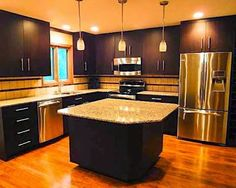 Home renovation - Home Improvement -  Kitchen countertop ideas