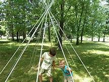 kids build teepees - Yahoo Search Results Yahoo Image Search Results