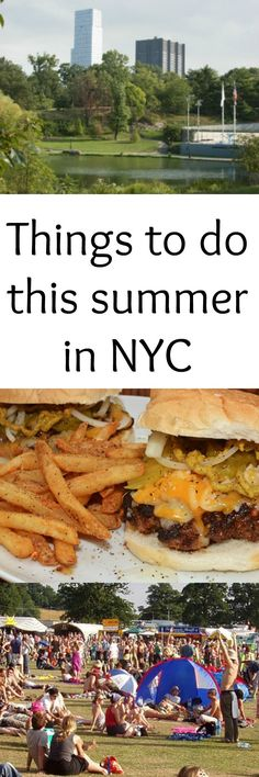 Heading to New York city this summer? Wondering what to do? Here are some Things to do this summer in NYC that are not the normal.