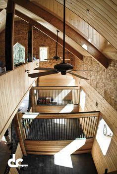 Custom Barn Home & Garage In Camarillo, California - DC Building