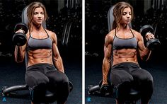The Fitness Jewell is ready to arm you with the workout you need to help you sculpt killer arms!