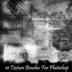 Grunge Texture - Download  Photoshop brush http://www.123freebrushes.com/grunge-texture-35/ , Published in #GrungeSplatter. More Free Grunge & Splatter Brushes, http://www.123freebrushes.com/free-brushes/grunge-splatter/   #123freebrushes