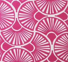 Victoria Larson - Fantuti hot pink on tint